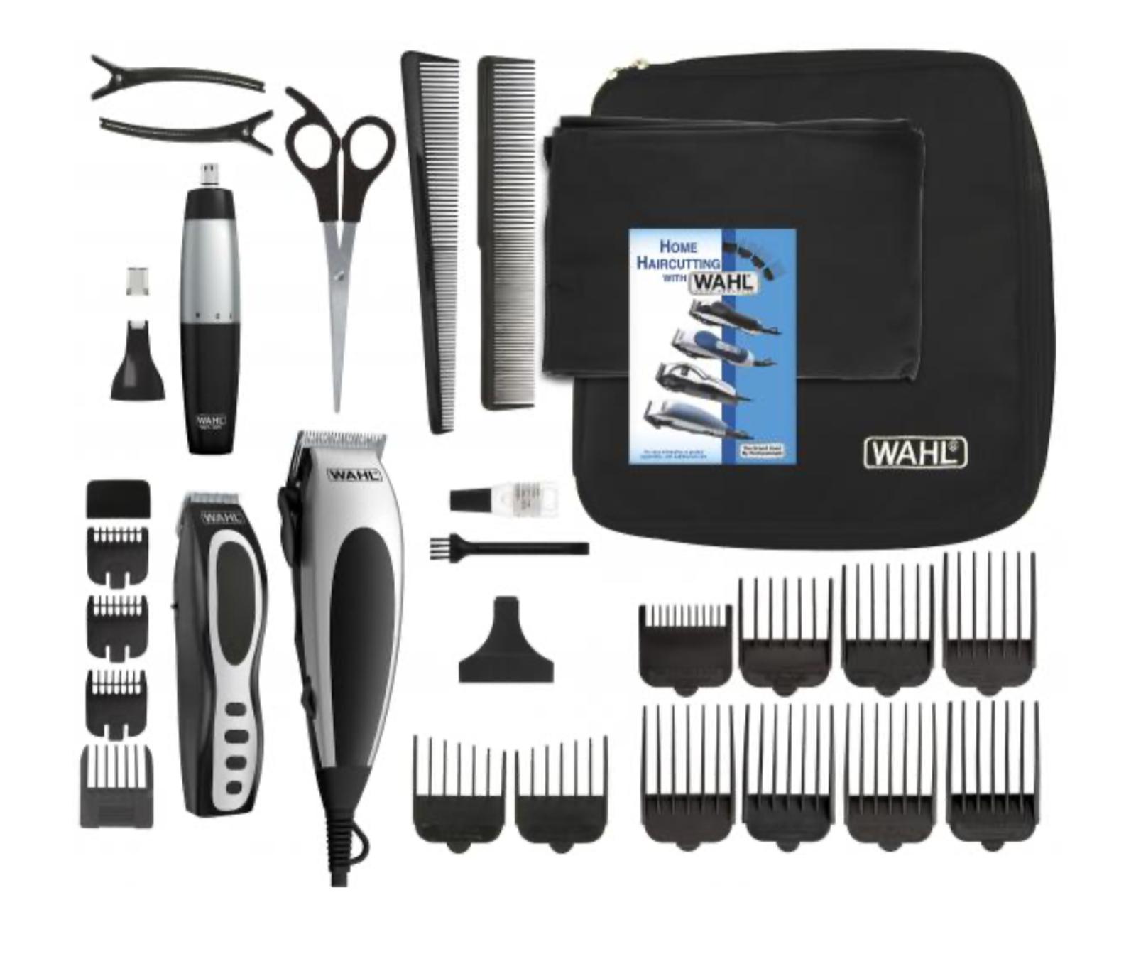 30 piece hair cut home barber kit