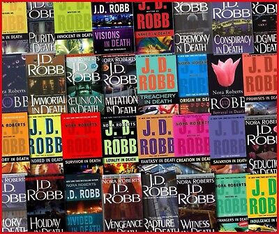 (MP3-CD) The JD Robb - Nora Roberts In Death Series 44 AUDIOBOOKS Collection