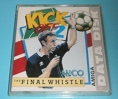 Für alle Retro-Fans: Kick Off 2. (© Amiga)