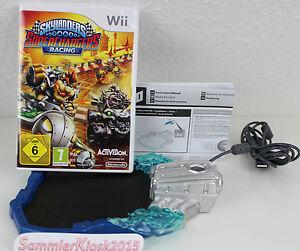 Skylanders Superchargers Racing Starter Pack Wii - Nur Spiel & Portal Neu