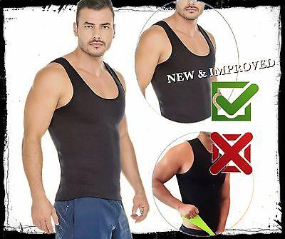 Cami Shaper Sauna Neoprene XLARGE Gym Vest Faja Colombiana Para Bajar De Peso