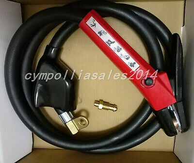 Carbon Arc Gouging Torch With 7 Cable Replace Arcair K4000 New In Box 1000 Amp