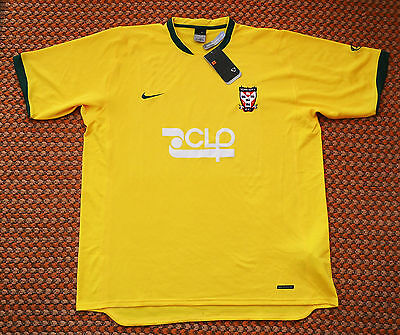 2006 - 2007 York City, Away Football Shirt by Nike, mens XXL, NEW image