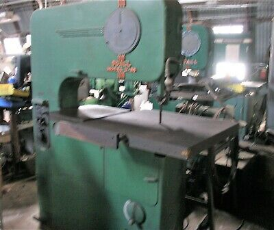 Doall Vertical Band Saw - 36