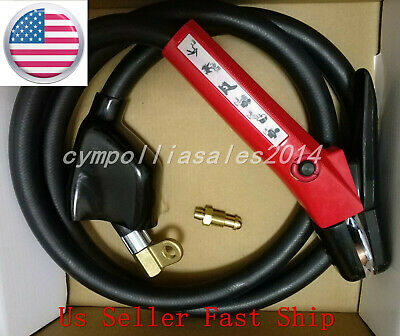 Us Seller Carbon Arc Gouging Torch With 7 Cable Replace Arcair K4000 1000 Amp