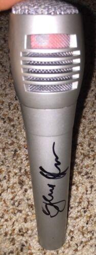 Glenn Hughes Signed Microphone Deep Purple exact proof