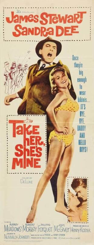 TAKE HER, SHE