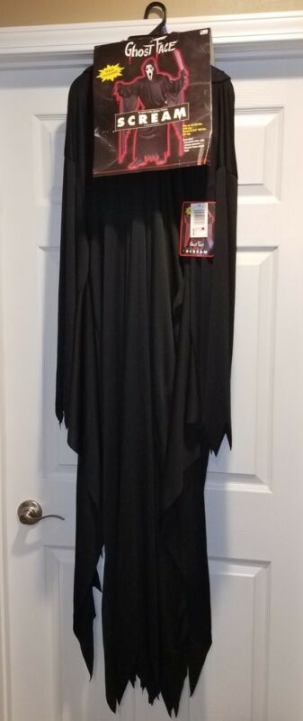 1997 Scream Movie Costume, Ghostface Mask,Fun World Easter Unlimited, New, Rare!