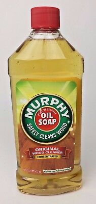 Murphy Oil Soap Wood Floor Cleaner  Original  100% Concentrate16 fl oz Formula -