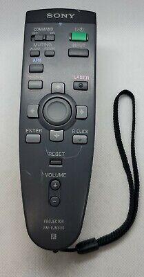 Sony RM-PJM600 Projector Remote Control