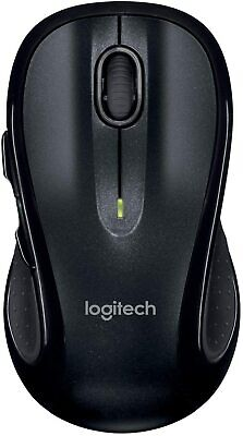 NEW!!! Logitech M510 (910001822) Wireless Mouse, Black