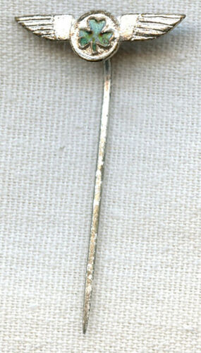 Circa 1950 Stick Pin for Aer Lingus (Irish Airline)