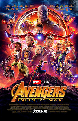 Avengers Infinity War   11  X 17    Movie Collectors Poster Print   B2g1f