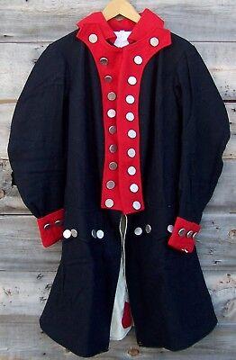 Revolutionary War Continental Army Regimental Frock Coat 44