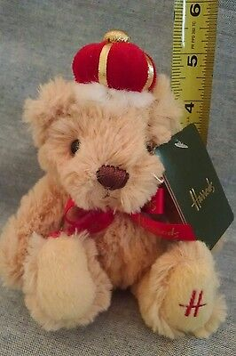 Harrods Royal Baby Bear - New With Tag - Small Bear