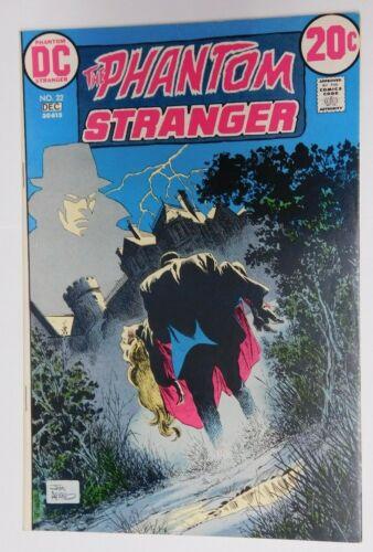 PHANTOM STRANGER #22 - Aparo Cover & Art - VF/NM 1972 DC Vintage Comic