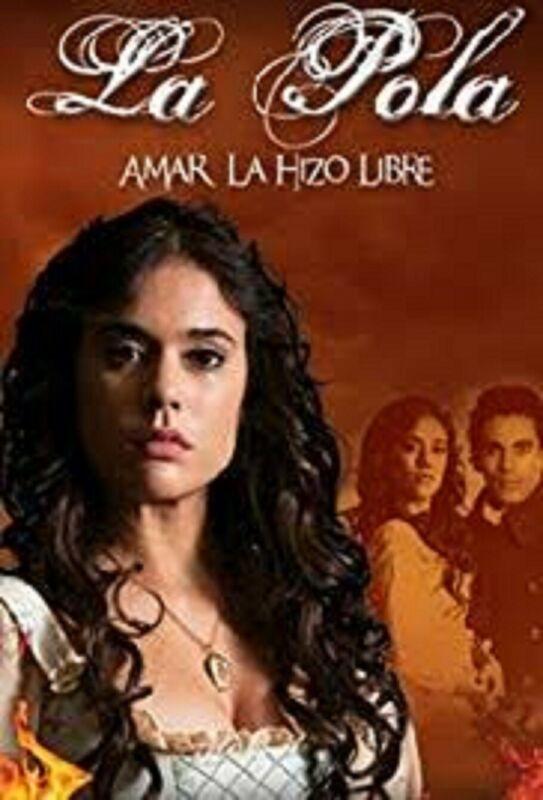 "COLOMBIA,SERIES,""LA POLA"" 2010 12 DVD,98 CAPITULOS"