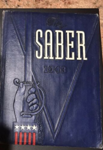Kentucky Military Institute 1943 SABER Yearbook