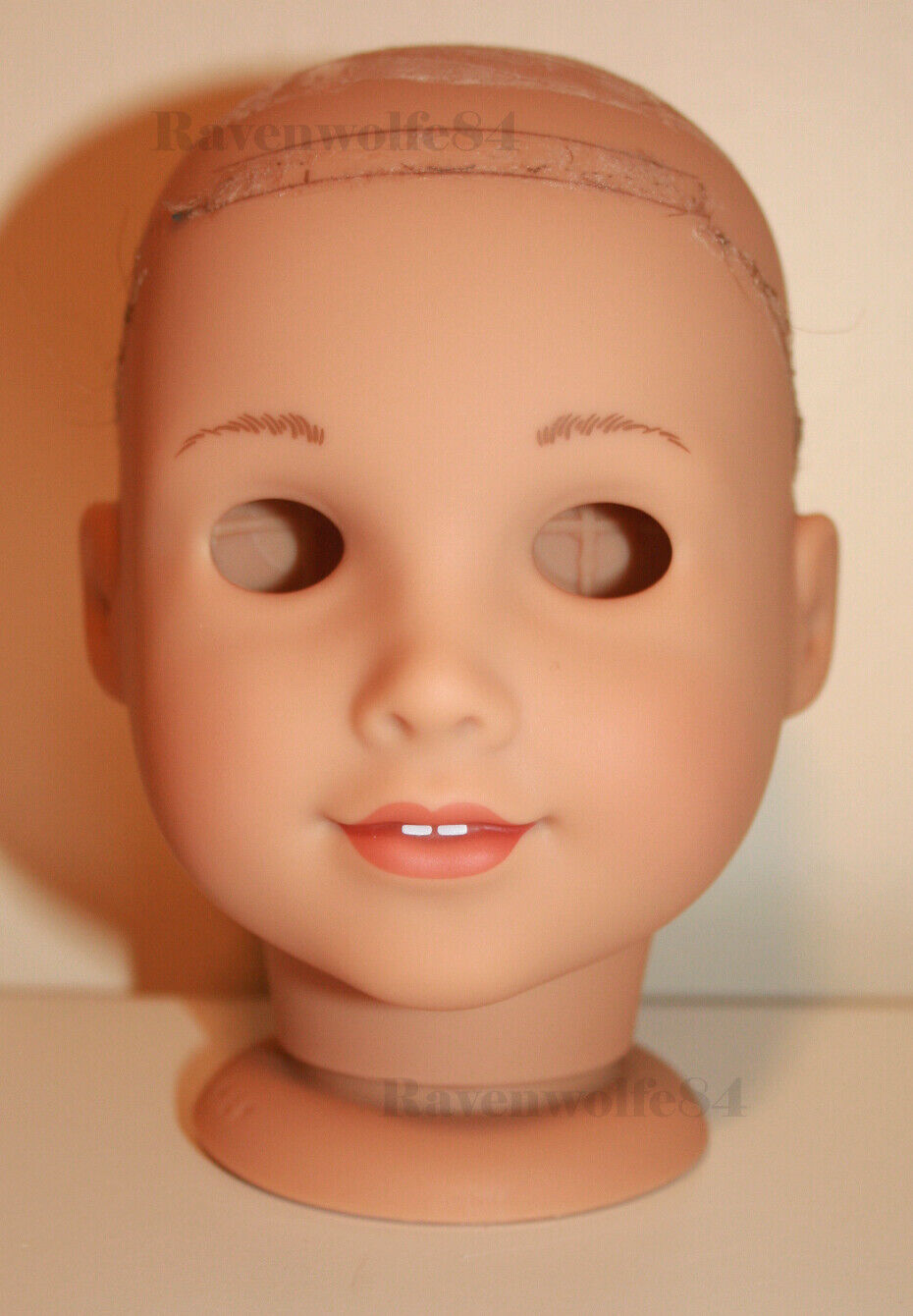 American Girl Doll Joss Kendrick Head Mold Replacement Parts and Customs