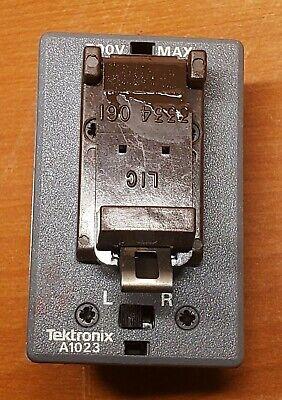 Tektronix A1023 Surface Mount Transistor Curve Tracer Test Fixture Mint Sot-23