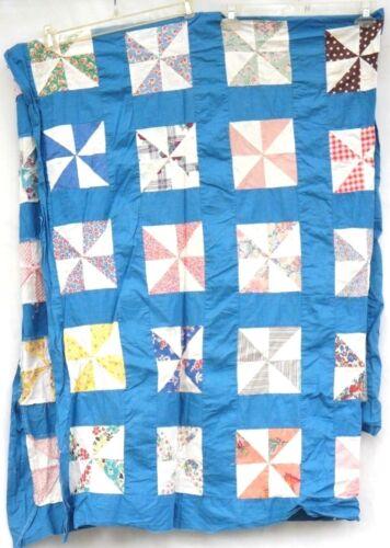 Vintage Unfinished Quilt