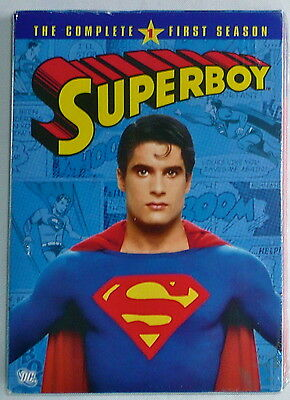 SUPERBOY: THE COMPLETE FIRST 1ST SEASON 2006 DVD 4-Disc Set >NEW< One/1