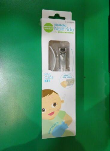 NailFrida The SnipperClipper Baby Nail Care Kit New
