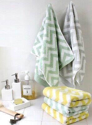 Hiorie Imabari Towel Modern Nordic Bath Towel 2 Sheets 100% cotton Japan Gift