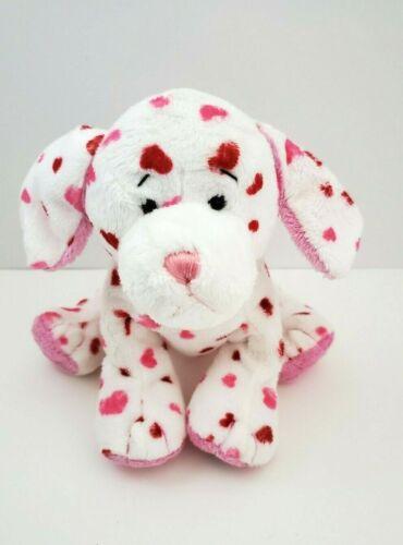 Ganz Webkinz Love Puppy Dog Plush No Code Hearts Valentines Retired Stuffed Toy
