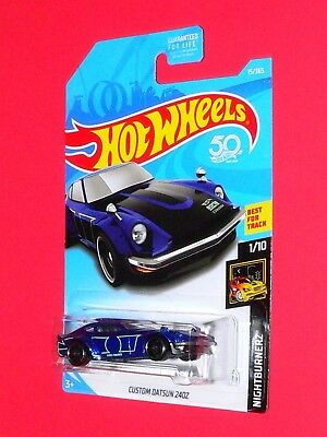 2018 Hot Wheels Custom Datsun 240Z   #15  FJX64-D9C0B B case