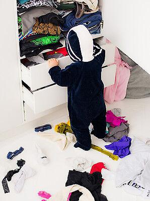 Mit ein klein wenig Hilfe ist das Ausmisten auch gar nicht mehr so schlimm. (© Thinkstock / The Digitale)