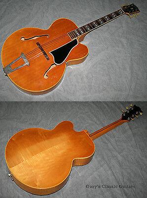 1956 Gibson L7 CN  Vintage Archtop Acoustic Guitar (GAT0119 L-7)