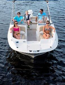 2018 Stingray Boat Co 201DC