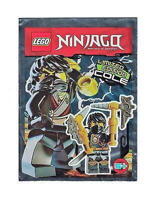 Lego® 1 x Ninjago Figur Kai mit Samuraischwert NEU 70591