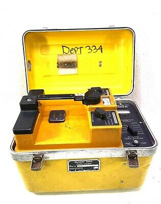 3m Dynatel 500a Fault And Cable Locator With Case