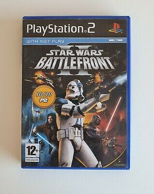 Star Wars Battlefront 2 PS2 [PlayStation 2] 2005 PAL