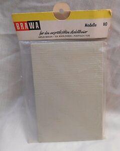 Brawa HO 695/5 Plastic Sheets