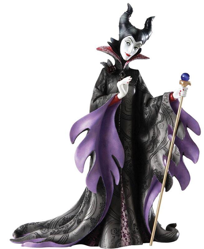Disney Enesco Sleeping Beauty Maleficent Couture de Force Original Figure MIB