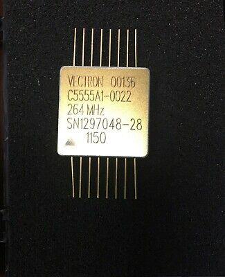 Vectron 264mhz Vcxo Lvpecl 30ppm Apr3.3v Crystal Oscillator