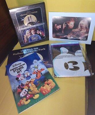 Disney Halloween Movies Hocus Pocus (Disney Halloween GiftPack Hocus Pocus/Nightmare Before)