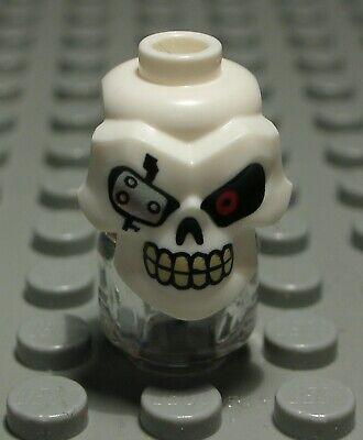 Lego Figur Zubehör Kopf Monster Skelett                                 (1618 #)