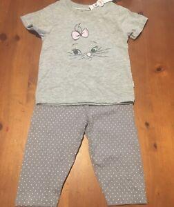 BNWT - Baby & Toddler Girls - 2 Piece Kitty Sets Shepparton Shepparton City Preview