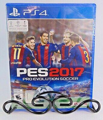 Pro Evolution Soccer 2017 (Sony PlayStation 4 2016) New