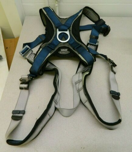 DBI/SALA Full Body Construction Harness 1107981