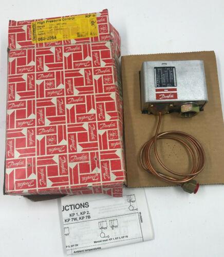 Danfoss Adjustable High Pressure Control 060-2064