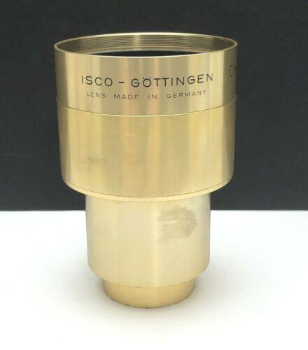 ISCO-GOTTINGEN Cinelux Ultra MC 2/75mm F2 2,95 in. Projection Lens 70.6mm thread