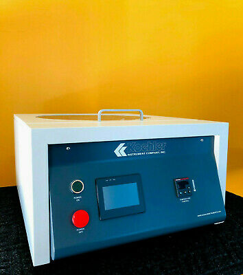 Koehler K60002 2200 Rpm 200f 1327 Rcf Automatic Heated Oil Centrifuge. New
