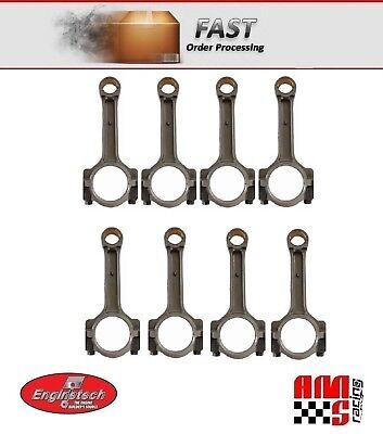Connecting Rod Set - GM CHEVY 03-14 LS 5.3L 6.0L RECON STOCK CONNECTING ROD SET OF 8 W/ FLOATING PINS