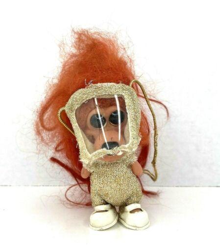Vintage Royalty Design Dog Troll Gold Glitter Outfit