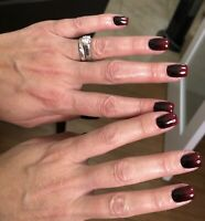 ~*Real Gel Nails, 23yrs Experience Clayton Park.*~